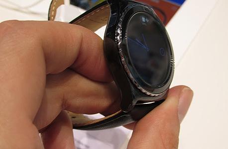 סמסונג gear S2 4, צילום: עומר כביר
