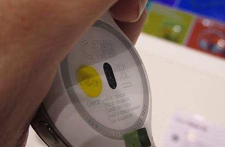 סמסונג gear S2 6, צילום: עומר כביר