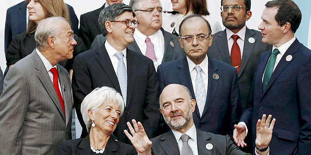 מדינות ה-G20: להגביר המאמצים למניעת מלחמת מטבעות