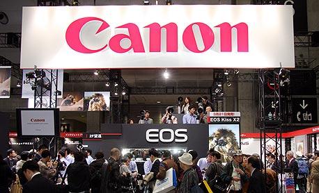 חברת Canon, צילום: בלומברג