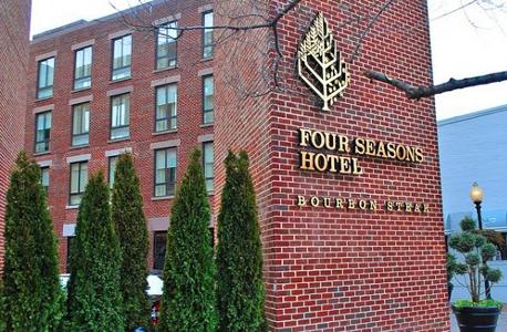 מלון פור סיזנס בוושינגטון די סי