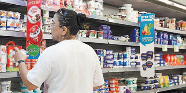 שנה שלישית ברציפות: שוק המזון קפא על שמריו