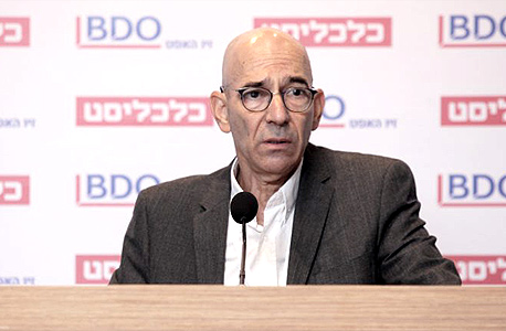 """דני מרגלית יו""""ר BDO זיו האפט, צילום: עמית שעל"""