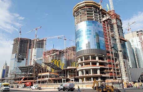 "MGM Mirage נערכת לפשיטת רגל אפשרית של פרויקט הנדל""ן שלה בלאס וגאס"