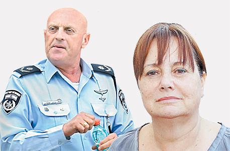 """רות דוד, לשעבר פרקליטת מחוז ת""""א וברונו שטיין, לשעבר ניצב במשטרה ומפקד מחוז מרכז"""