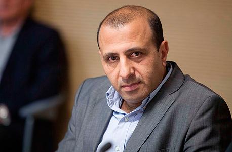 איימן סייף. הממונה על הטיפול במגזר הערבי בימי הקורנה מטעם משרד הפנים