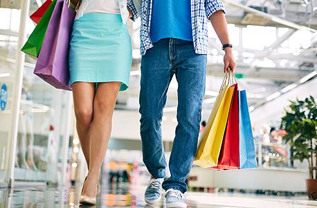 עלייה בפדיונות החנויות