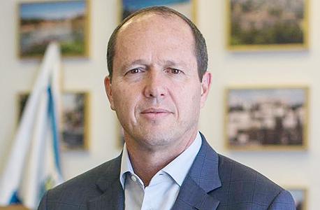 ניר ברקת, ראש עיריית ירושלים