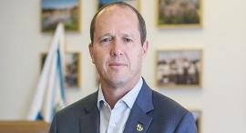 ניר ברקת ראש עיריית ירושלים מוסף שבועי 10.9.15, צילום: אוהד צויגנברג