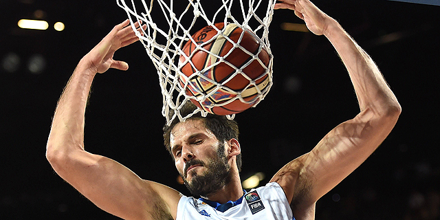 Israeli National Basketball Team to Base Diet Plan on Gut DNA