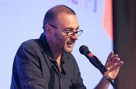 AMoon co-founder Marius Nacht. Photo: Orel Cohen