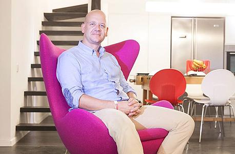 ג'רום מרסירס מנהל אזורי airbnb, צילום: אוראל כהן