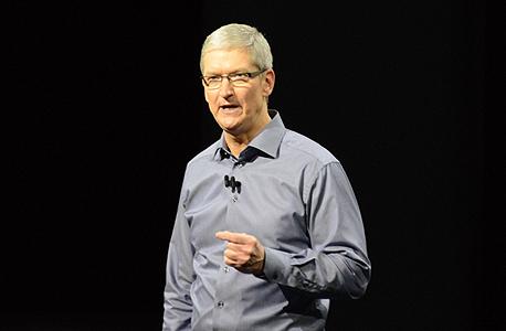 """טים קוק, מנכ""""ל אפל. נעמד על רגליו האחוריות בהגנה על הפרטיות"""