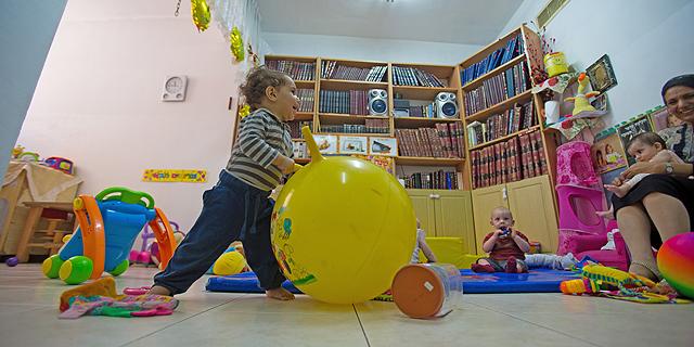 גן ילדים (אילוסטרציה), צילום: נמרוד גליקמן
