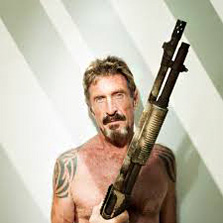 לא צד, אבל אוהב רובים. מקאפי