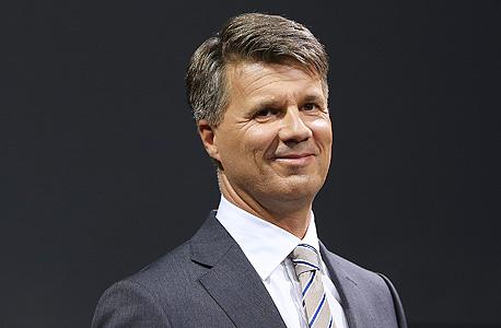 """מנכ""""ל BMW ב.מ.וו הארד קרוגר, צילום: בלומברג"""