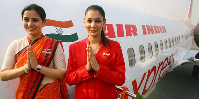 Air India's First Direct Flight to Israel Over Saudi Airspace to Take Off Tonight
