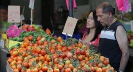 עגבניות בשוק הכרמל (ארכיון), צילום: אוראל כהן
