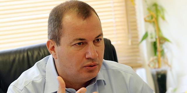 """אמנון בן עמי, מנכ""""ל רשות ההגירה, צילום: אבי אוחיון לע""""מ"""