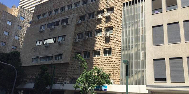 """בנק לאומי מוכר את הבניין ברחוב אחד העם בת""""א ב־77 מיליון שקל"""