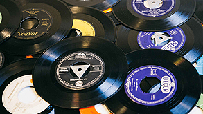 תקליטים תקליט ויניל, צילום: pixabay