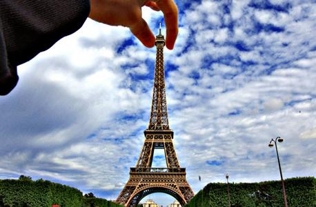 מגדל אייפל פריז קלישאה, צילום: Flickr/vl8189