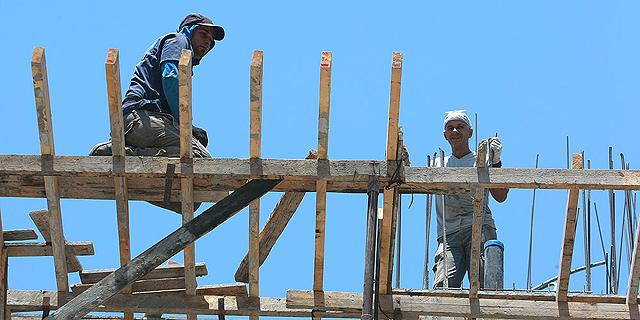הקבלנים רוצים לגייס 2,000 פועלי בניין מבולגריה ומולדובה