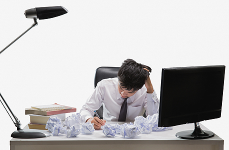 העבודה הרצינית הראשונה יכולה להיות מאתגרת ואף מתסכלת אך אפשר להשתמש בה כמקפצה להמשך