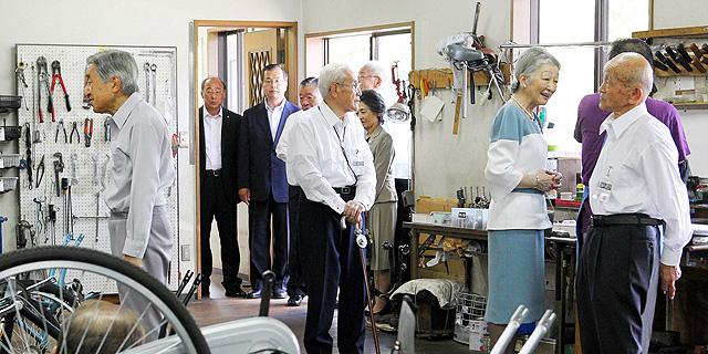 יפן: אחרי הקריירה פורשים לעבודה