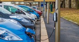 נורבגיה רכב חשמלי מכונית חשמלית  נקודת טעינה, צילום: קרלוס בריאנט