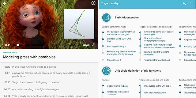 כל השיעורים על הסמארטפון שלכם, צילום: גוגל פליי