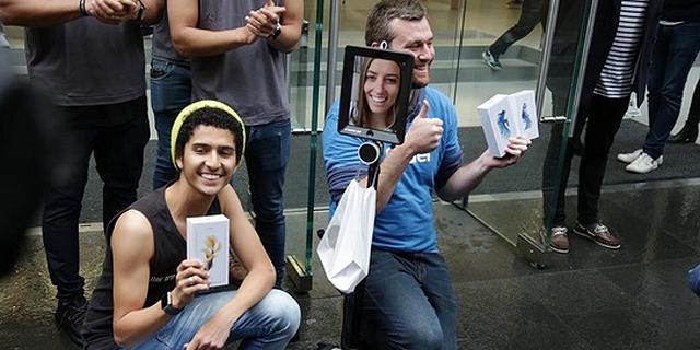 מה אומרות עינייך: אפל רכשה טכנולוגיה שמזהה הבעות פנים