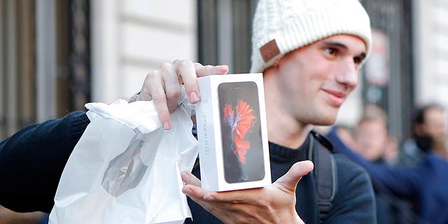 חג לחובבי אפל: החלה מכירת האייפון 6s