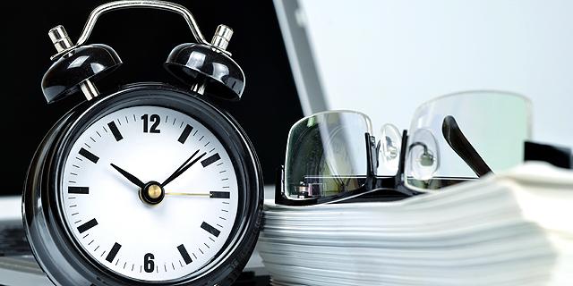 מצגת ב-10:00, פגישה ב-14:10, כך תנצלו את השעון הביולוגי להשגת יעילות בעבודה
