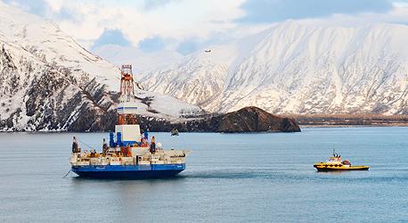 קידוח נפט באלסקה