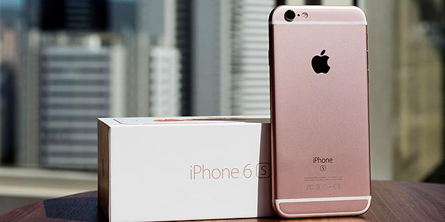 דגמי אייפון 6S הנוכחיים. שינוי מינורי לעומת דור המכשירים הקודם , צילום: בלומברג
