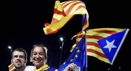 תומכים בעצמאות קטלוניה, צילום: איי אף פי