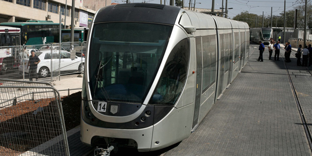 אחרי שנים של מאבקים: הוועדה המחוזית ירושלים תקדם קו רכבת קלה ברחוב עמק רפאים