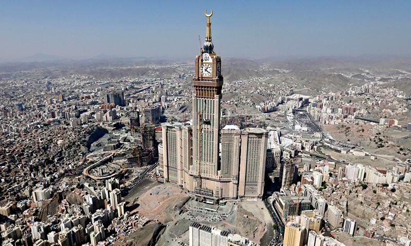 מגדלי השעון המלכותי