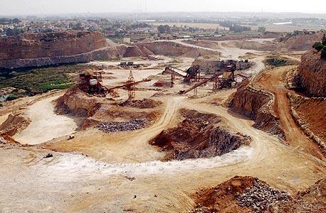 הוועדה המחוזית לא התירה את חידוש העבודות במחצבת גדעונה