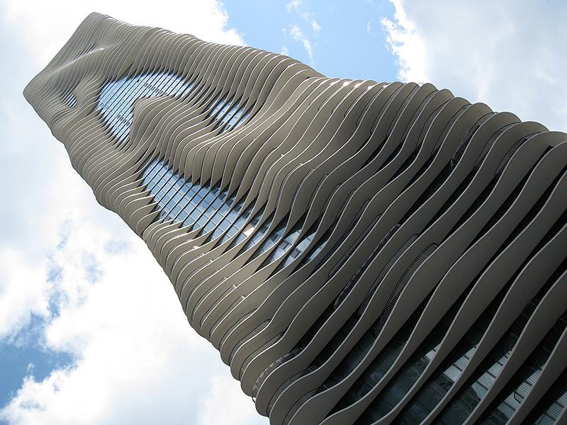 מגדל אקווה , צילום: flickr /  bart_hulsbosch