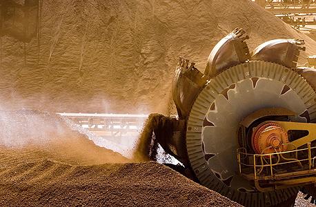 מכרה של גלנקור, צילום: בלומברג