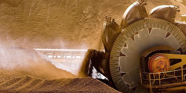 ריו טינטו ביטלה את תוכניות המכירה של חטיבה עפרת הברזל הקנדית