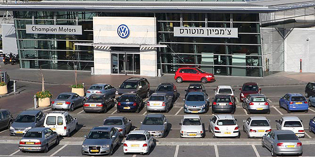 דיזלגייט: תיקון רכבי פולקסווגן בישראל יחל בחודש הבא