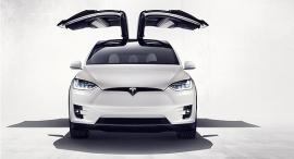 רכב טסלה X SUV, צילום: Tesla