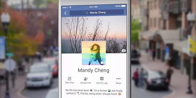 פייסבוק: אותה גברת בשינוי אדרת