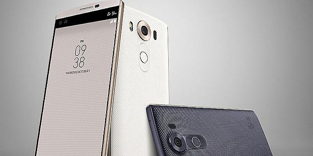 """LG V10, צילום: יח""""צ"""