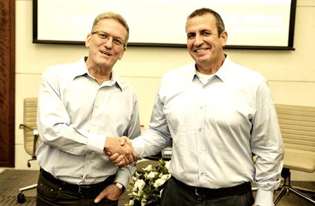 איל וולדמן ו אלי פרוכטר 1, צילום: עדי הוברמן