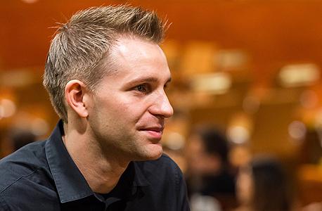 מקס שרמס סטודנט אוסטריה תביעה פייסבוק, צילום: איי פי