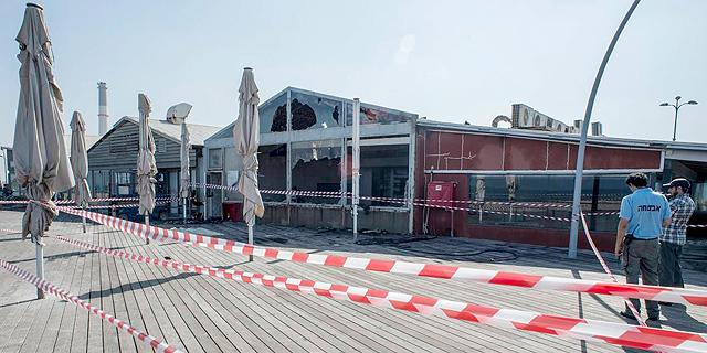לא איכות: נמל תל אביב פסל את פיצה האט ובורגראנץ' מזכייה במכרז